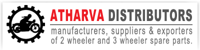 Atharva Distributors Auto Spare Parts 2 wheeler 3 wheelerscooter spares manufacturers suppliers in india ludhiana punjab