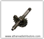 KICK SHAFT BAJAJ M-80